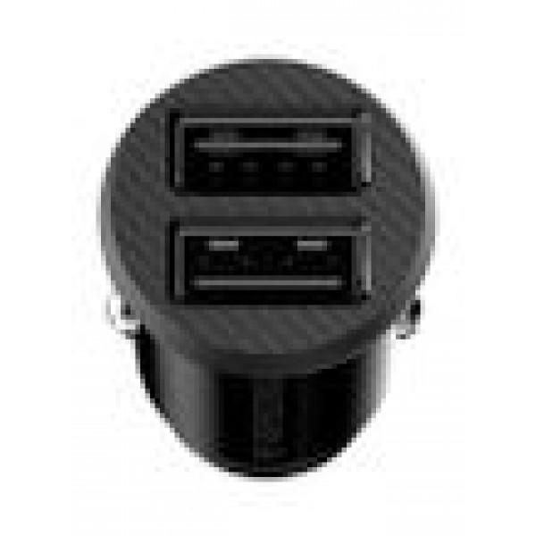 SAFARI P2 CC39C 2.4A DUAL - RIVERSONG - USB CAR AD - BLACK