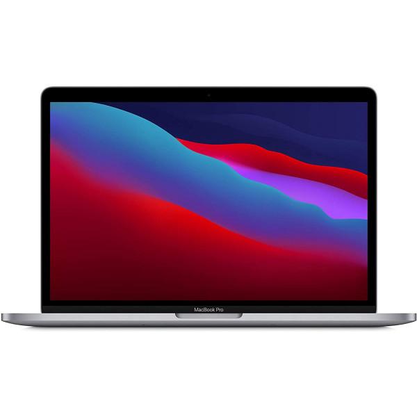 Apple MacBook Pro with Apple M1 Chip (13-inch, 8GB RAM, 512GB SSD Storage) - Space Gray