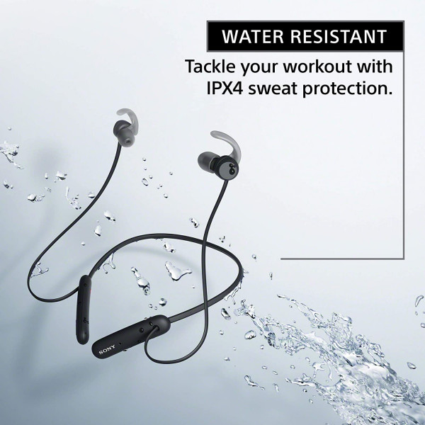 Sony WI-SP510 Wireless Sports  neckband earphones